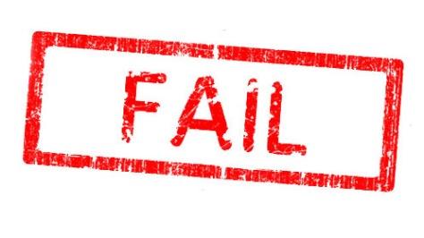 Fail-Logo
